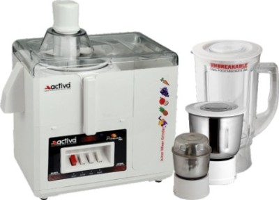 Activa Premium Plus 750W Juicer Mixer Grinder