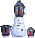 Zenstar Nano 400 W Mixer Grinder - White, 3 Jars
