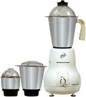 Orpat Kitchen Chef 500 W Mixer Grinder (White, 3 Jars)