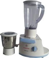 Singer Marvel 500 W Juicer Mixer Grinder (White, 2 Jars)