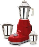 Kitchen King Legend 550 W Mixer Grinder (Red, 3 Jars)