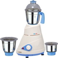 NDura Blue Line 550 W Mixer Grinder (Blue, 3 Jars)