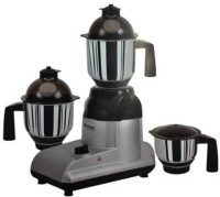 Sumeet Domestic DXE Plus 750 W Mixer Grinder (Grey, Black, 3 Jars)