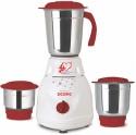 Desire DMG 5534 550 W Juicer Mixer Grinder - White, 3 Jars