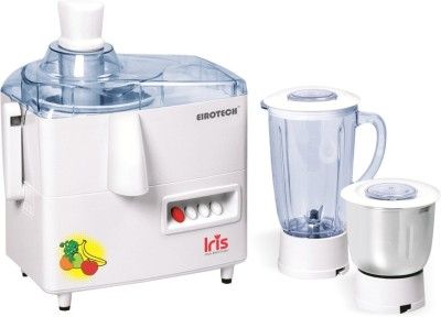 Eirotech Iris 550W Juicer Mixer Grinder