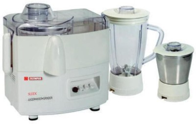 Olympus Sleek 550W Juicer Mixer Grinder