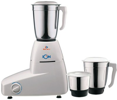 Bajaj Ion 3 Jar Mixer Grinder