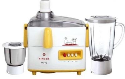 Singer Peppy 500W Juicer Mixer Grinder