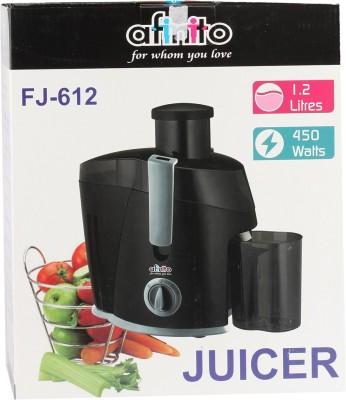 Afinito-NY-FJ-612-450W-Juice-Extractor
