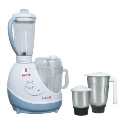 Singer Foodista Plus 600W Food Processor