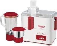 Maharaja Whiteline Gala 450 W Juicer Mixer Grinder