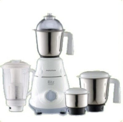 Buy Morphy Richards Ritz Classique 600 Watts Mixer Grinder: Mixer Grinder Juicer