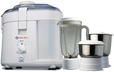 Bajaj JX10 450 W Juicer Mixer Grinder