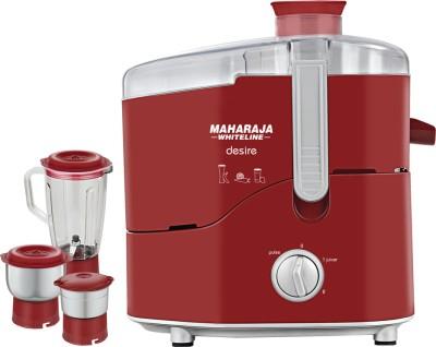 Maharaja Whiteline Desire JX-210 550W juicer mixer grinder