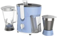 Philips HL7575 600 W Juicer Mixer Grinder (Celestial Blue & Bright White, 2 Jars)