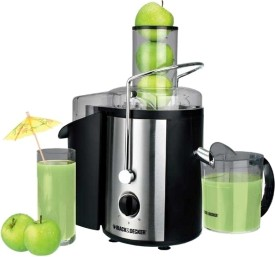 Black & Decker PRJE650 700W Juicer