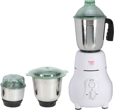 Yashita Unique 3 Jar 750W Mixer Grinder