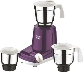 Preethi Eco Chef Star - MG 204 Mixer Grinder