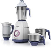 Philips HL7701 750 W Juicer Mixer Grinder (White, 4 Jars)