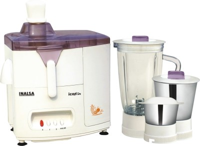 Inalsa Icon Dx 450 Juicer Mixer Grinder