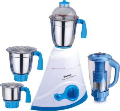 Sunmeet-Combo-Pack-of-4-Jars-with-1-White-Blender-With-Attachment-free-SM-177-750-W-Mixer-Grinder