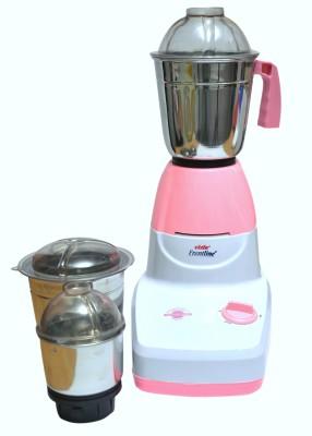 Vizla Frontline Pink 500W Mixer Grinder
