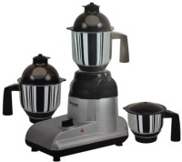 Sumeet Domestic DXE Plus ISI 750 W Mixer Grinder (Black, Grey, 3 Jars)
