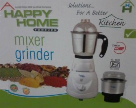 Happy Home Little Cube 450W Mixer Grinder