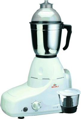 Bajaj Majesty GX 8 750 Mixer Grinder at Extra 20% Off - Rs 2039