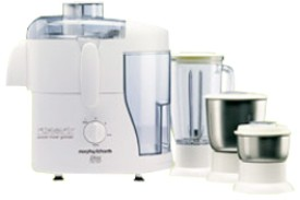 Morphy Richards Divo Essentials 3 Jars 500 Watts Juicer Mixer Grinder