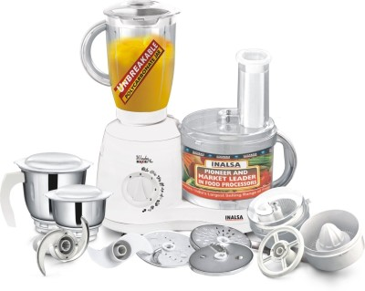 Inalsa Wonder Maxie Plus Food Processor