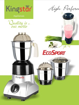 Kingstar-ECOSPORT-550-W-Juicer-Mixer-Grinder