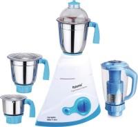 Rotomix Rotomix Preet Advantage 750 W Mixer Grinder (White, Blue, 4 Jars)