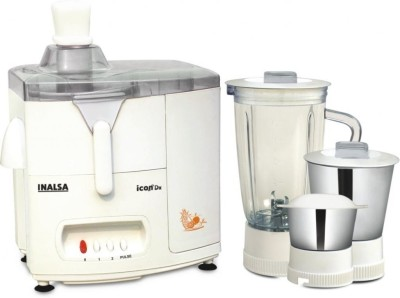 Inalsa Icon Dx 450 W Juicer Mixer Grinder
