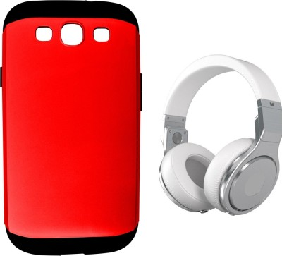 Easy2Sync Samsung Galaxy Win 8552   slm arm red 8552 HeadPhone   Combo Set available at Flipkart for Rs.1199