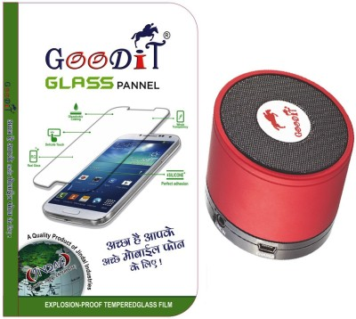 GooDiT Tempered Screen Guard With Speaker For Samsung Galaxy Star Pro S7260 Combo Set available at Flipkart for Rs.1549