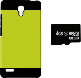 Kimmy Xiaomi Redmi Mi4 (4GBMCARD-SLMARMR) Combo Set