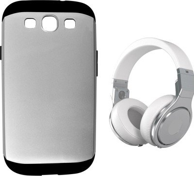 Easy2Sync Samsung Galaxy Win 8552   silver 8552 HeadPhone   Combo Set available at Flipkart for Rs.1199