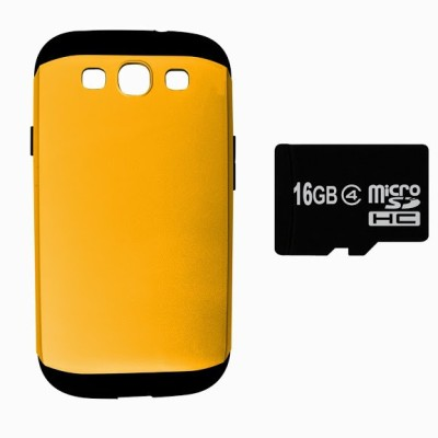 Easy2Sync Samsung Galaxy Win 8552   yellow 8552 Memory16 GB   Combo Set available at Flipkart for Rs.799