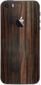 Skinnova Full iP5S Ebony Wood Apple iPhone 5S Mobile Skin