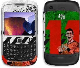 ezyPRNT YA00000008 BlackBerry Curve 8520 Mobile Skin