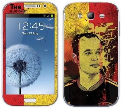 Bluegape Samsung Galaxy Grand Duos i9082 YL00000002 Samsung Galaxy Grand Duos i9082 Mobile Skin