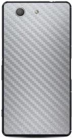 Skinnova Full XZ3C Carbon Fiber Sony Xperia Z3 Compact Mobile Skin