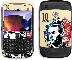 ezyPRNT YA00000039 BlackBerry Curve 8520 Mobile Skin