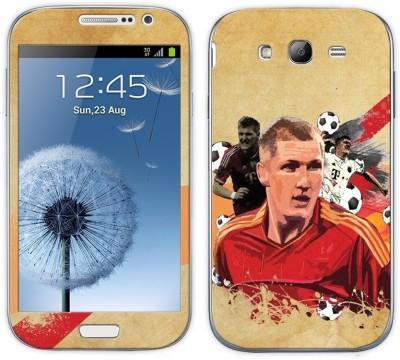 Bluegape Samsung Galaxy Grand Duos i9082 YL00000012 Samsung Galaxy Grand Duos i9082 Mobile Skin