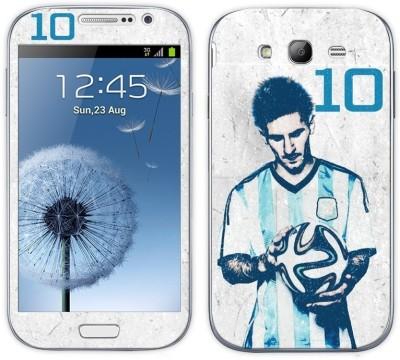 Bluegape Samsung Galaxy Grand Duos i9082 YL00000049 Samsung Galaxy Grand Duos i9082 Mobile Skin