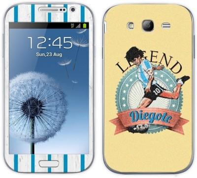 Bluegape Samsung Galaxy Grand Duos i9082 YL00000044 Samsung Galaxy Grand Duos i9082 Mobile Skin