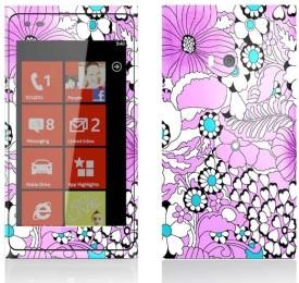 TopSkin Nokia Lumia-900-TS-102 Nokia Lumia-900 Mobile Skin