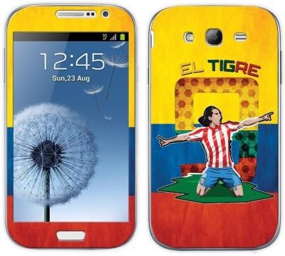 Bluegape Samsung Galaxy Grand Duos i9082 YL00000025 Samsung Galaxy Grand Duos i9082 Mobile Skin