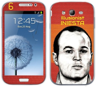 Bluegape Samsung Galaxy Grand Duos i9082 YL00000007 Samsung Galaxy Grand Duos i9082 Mobile Skin
